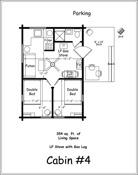 cabin floorplan cabin 4 floor plan png 2390 3049 floorplans cabin and floors