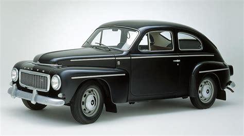Volvo History. Volvo PV544