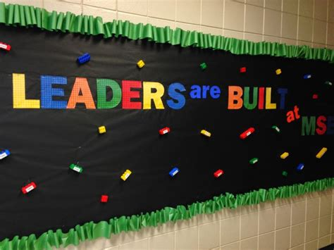 25+ Best Ideas About Leadership Bulletin Boards On