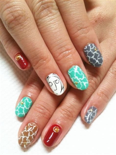 cool nail designs nail ideas 2012