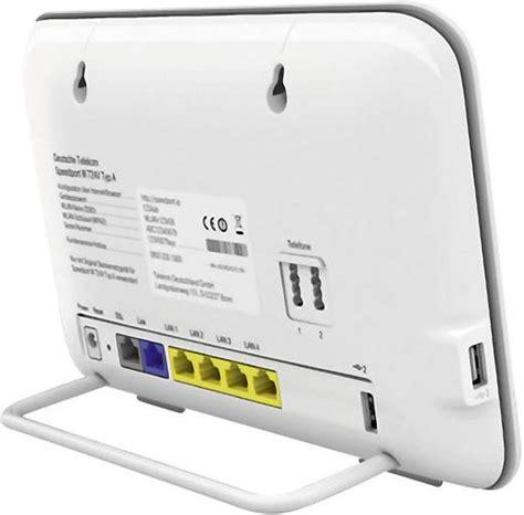 telekom speedport router telekom speedport w724v wlan router mit modem 2 4 ghz 5 ghz 1 75 gbit s kaufen