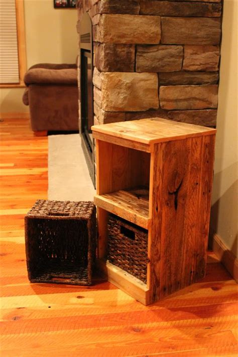 rustic wooden pallet ideas pallet idea