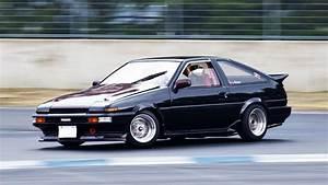 Toyota Corolla Ae86 Drift Clips