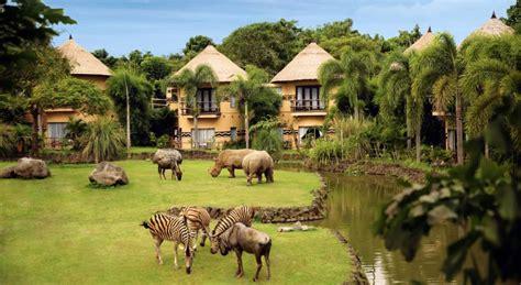 bali safari marine park tempat wisata belajar