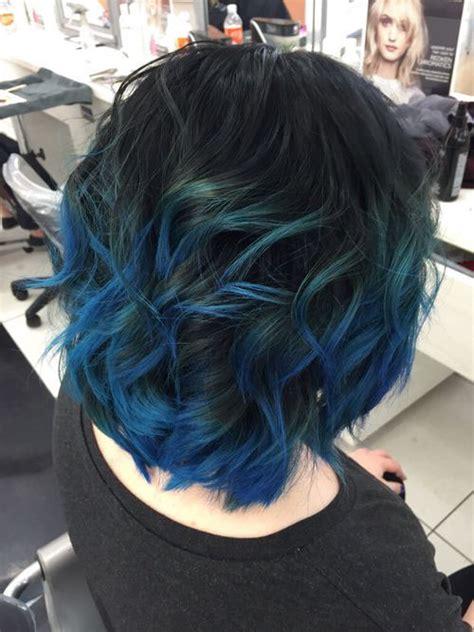 40 Popular Short Blue Hair Ideas In 2019 Short