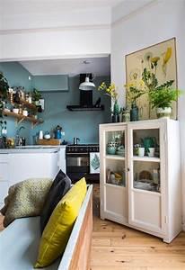 Idée Aménagement Cuisine : id e relooking cuisine id e am nagement couleur du mur ~ Dode.kayakingforconservation.com Idées de Décoration
