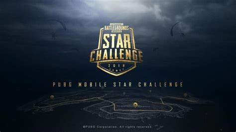 pubg mobile star challenge championship includes