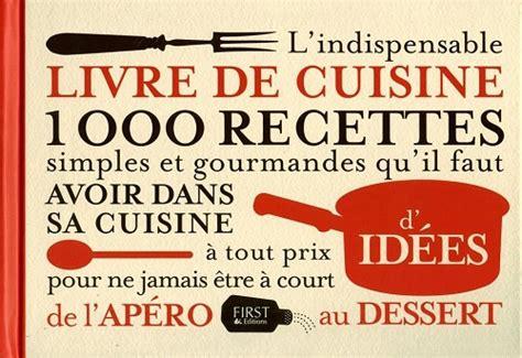 livre de cuisine suisse l indispensable livre de cuisine aux éditions