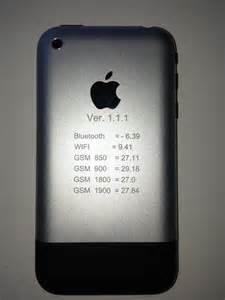 generation iphone alleged iphone prototype sells for 1 499 on