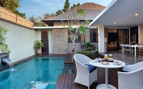 One & Two Bedroom Pool Villa