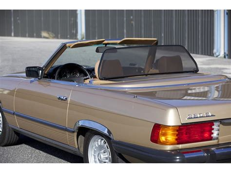 Very happy with the sales person i dealt with and very confident about purchasing a vehicle from this dealership! 1985 Mercedes-Benz 380SL for Sale | ClassicCars.com | CC-1212793