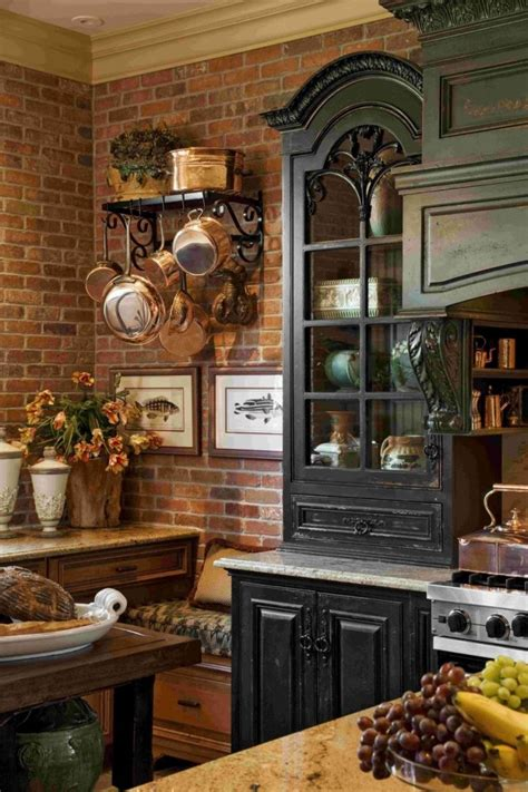 country kitchen furniture 63 gorgeous country interior decor ideas shelterness