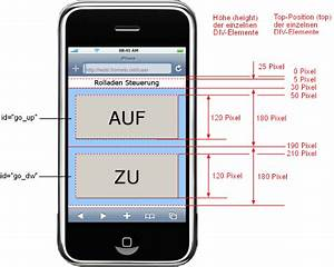 Rolladensteuerung Per App : wut rollade mit dem iphone steuern ~ Frokenaadalensverden.com Haus und Dekorationen