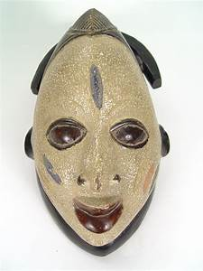 West African Punu Mask