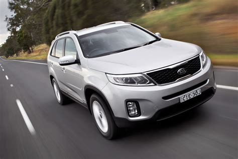 2012 Kia Sorento Review by 2013 Kia Sorento Review Caradvice