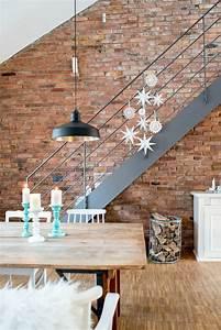Fackel Selber Bauen : steinwand deko bilder ideen ~ Lizthompson.info Haus und Dekorationen