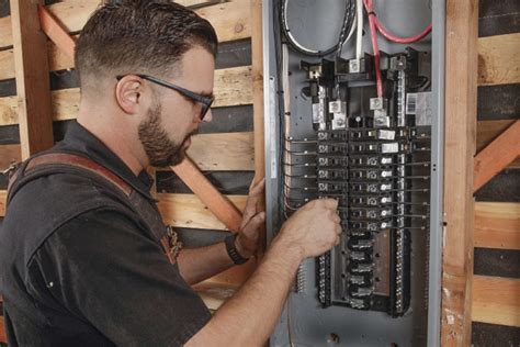 how to install an electrical subpanel fine homebuilding