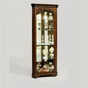 Pulaski Eden Corner Curio Cabinet - 21313