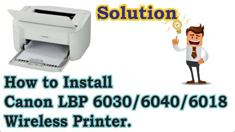 Canon lbp6030/6040/6018l windows drivers can help you to fix canon lbp6030/6040/6018l or canon lbp6030/6040/6018l errors in one click: All About Driver All Device: Canon Lbp6030 Driver Download