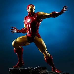 Avengers Assemble Iron Man Statue