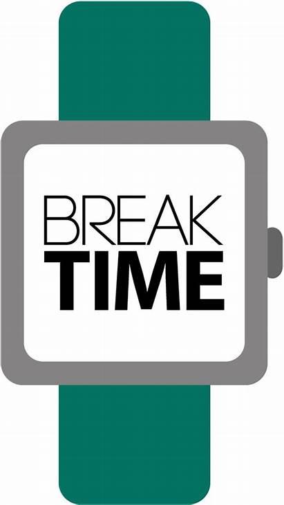 Break Clipart Breaktime Single Parent Transparent Provision