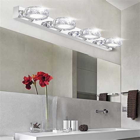 Led Bathroom Lighting Fixtures by Modern K9 Led Bathroom Make Up Mirror Light Cool