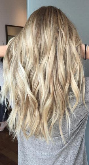 Blondish Hair Color by Mane Interest