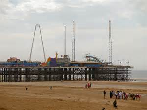 Pier South by Blackpool South Pier 169 David Dixon Geograph Britain And
