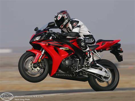 2006 Honda Cbr1000rr First Ride