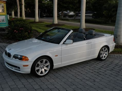 2001 Bmw 325ci Convertible For Sale In Fort Myers, Fl