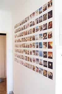 Ideen Fotos Aufhängen : magnoliaelectric polaroidwall polaroid bilderwand home in 2019 pinterest ~ Yasmunasinghe.com Haus und Dekorationen