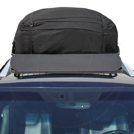 fit toyota car roof top basket travel luggage carrier