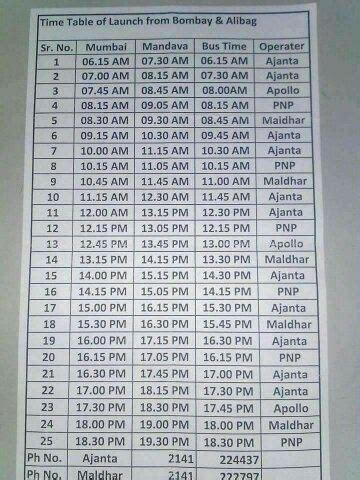 Boat Service Mumbai To Alibaug by How To Go From Mumbai To Alibaug By Ferry And How Much