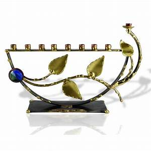 Limited Edition, Exclusive Gary Rosenthal Vines Menorah