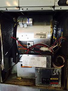 Trane Model Twe036c140b0 Furnace Blower Works But No Heat  Trane Furnace No Heat