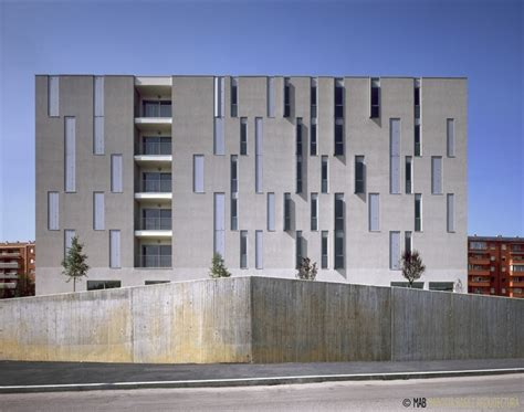 Social Housing Complex In Via Gallarate