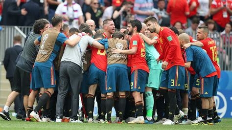 Thiago and Spain knocked out by Russia on penalties - FC ...