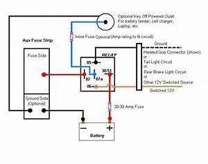 5 Pole Relay Wiring