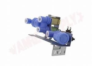242252702   Frigidaire Refrigerator Water Inlet Valve