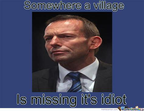 Tony Meme - tony abbott by donkeysneakers meme center