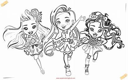 Sunny Coloring Pages Nickelodeon Colouring Nick Jr