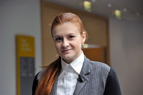 Maria Butina to change plea