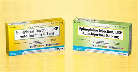 Mylan Launches Generic Version of EpiPen   SnackSafely.com