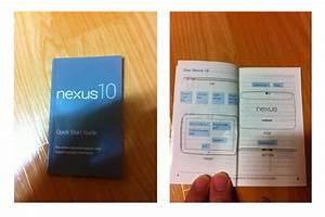 Samsung Nexus 10 Manual Appears Online Days Ahead Of
