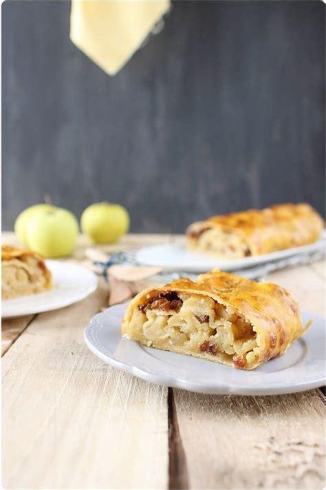 dessert a base de pommes strudel aux pommes recette strudel strudel aux pommes et pommes