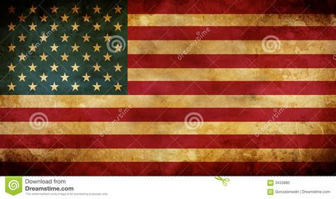 aged usa american flag stock photo image  nationality