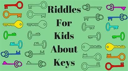 Riddles Key Household Items