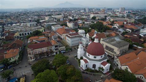 kota  potongan sejarah kota semarang pesona indonesia