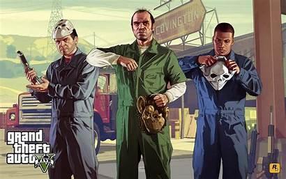 Gta Wallpapers Grand Theft Imagenes Fondos Pantalla