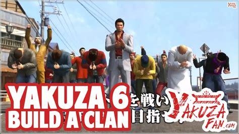 build  clan ryu ga gotoku  yakuza  tgs  youtube